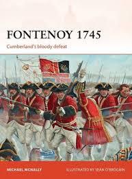 「1745 Battle of Fontenoy」の画像検索結果