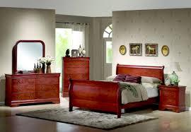 classic belle rose sleigh bedroom set