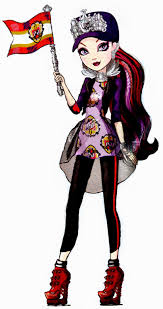 all about monster high the school spirit pack artworks ever after high school spirit raven queen artworks