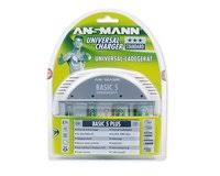 <b>Зарядное устройство</b> для аккумуляторов <b>ANSMANN</b> Basic 5 plus