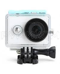 Купить <b>Аквабокс для Xiaomi</b> Yi Action Camera (синий) в Москве ...