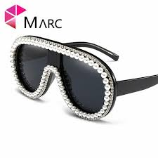 <b>Women</b> 70mm <b>MARC UV400 WOMEN</b> sunglasses Driving Plastic ...