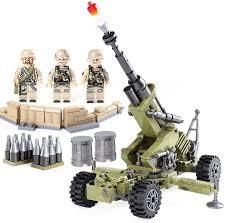 <b>Конструктор XingBao</b> Зенитная пушка (350 деталей) - XB-06011