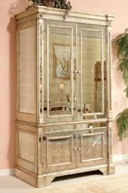borghese mirrored armoire borghese mirrored furniture