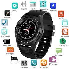 <b>LIGE 2019 New Smart</b> Watch Men Women Bluetooth Touch Screen ...