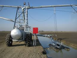 center pivot lateral move the lateral move irrigation systems water is supplied to the pipeline along continuous or discontinuous intake point located on a longitudinal axis