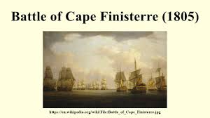 「battle of cape finisterre 1805」の画像検索結果