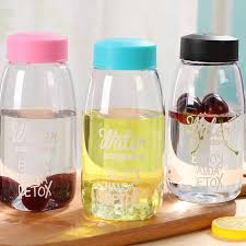 Candy Colors <b>Unbreakable Frosted Leak proof</b> Plastic kettle 550mL ...