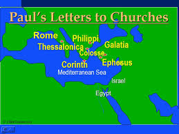 ps of Paul's Churches