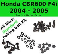Motorcycle Bolt Kits <b>for Honda CBR600F4i</b> for sale | eBay
