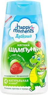 ROZETKA | Детский <b>шампунь Happy Moments</b> Дракоша С ...