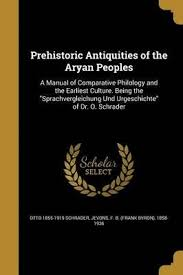 otto schrader prehistoric antiquities of