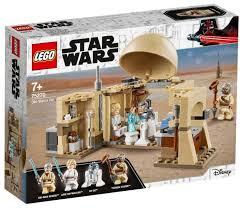 <b>Конструктор LEGO Star Wars</b> 75270 Хижина Оби-Вана Кеноби ...