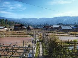 meeting the apatani tribe of ziro valley a photo essay global hong apatani village in ziro valley arunachal pradesh