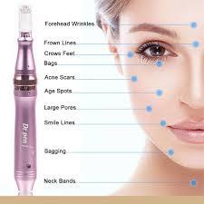M7/<b>M5 C Dr</b>. Pen <b>Derma Pen</b> Auto Micro Needle System Adjustable ...