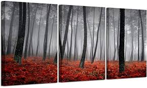 Kreative Arts 3 Pieces Canvas Prints Modern Beautiful ... - Amazon.com