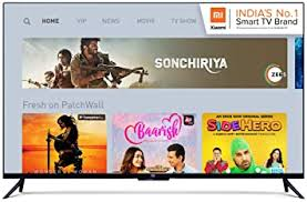 Mi <b>LED</b> TV <b>4 PRO</b> 138.88 cm Ultra HD Android TV: Amazon.in ...