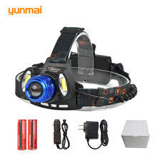 Compare Prices on 18650 <b>Headlamp</b> 3 Led- Online Shopping/Buy ...