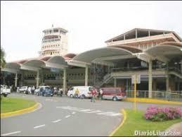 Resultado de imagen para foto del viejo aeropuerto del cibao