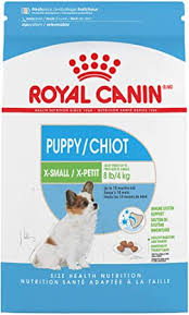 Royal Canin X-Small Puppy Dry Dog Food, 3 pounds ... - Amazon.com