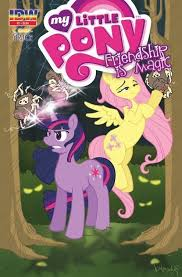 <b>My Little Pony</b>: Friendship is Magic #2 (4th <b>Printing</b>) | IDW Publishing