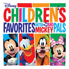 <b>Various Artists</b> - Children's Favorites With <b>Mickey</b> And Pals [LP - Red ...