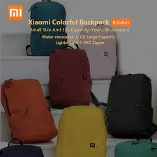 Buy <b>Xiaomi</b>- <b>Mi 10L Backpack Urban</b> Leisure Sports Chest <b>Bags</b> ...