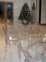 8 seater dining table acrylic perspex furniture