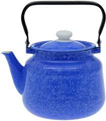 """<b>Чайник эмалированный</b> Epos """"Снежок"""", 3,5 <b>л</b> — купить в ..."""