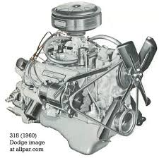 a series chrysler small block v8 engines 277 301 303 313 318 318 cubic inch a engine