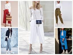 <b>Укороченные брюки</b> - фото с чем носить и обзор моделей