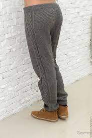 <b>Вязание</b>. Мастер-класс. Штаны-<b>джоггеры</b> | masinal kudumine ...
