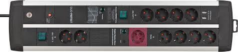 1392000230 <b>Brennenstuhl сетевой фильтр Premium</b>-<b>Protect</b>-<b>Line</b> ...
