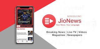JioNews - Live News, TV, Magazine, Video, e-paper - Apps on ...
