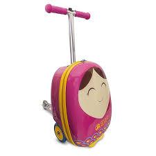 <b>Самокат</b>-<b>чемодан Zinc Betty ZC04092</b> купить по цене 9 000 руб. в ...