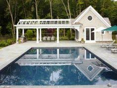Pool houses  House ideas and Pools on PinterestThere are many interesting ways to incorporate pool house designs into larger estate plans near or far from the main home  and some even become extensions
