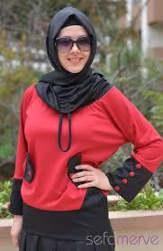 اروع ملابس محجبات images?q=tbn:ANd9GcS