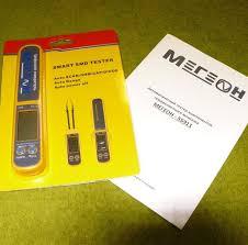 Тестер <b>Мегеон 55911</b> – купить в Зеленограде, цена 900 руб ...