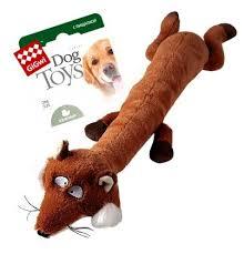 <b>Игрушка</b> для собак <b>GiGwi Dog Toys</b> Лиса (75231) купить по цене ...