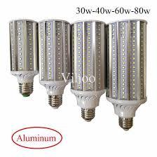 30W 40W 60W 80W <b>Energy</b> saving 2835 <b>high power</b> Corn Bulb ...