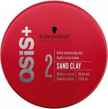 Особые средства <b>Schwarzkopf Professional</b> OSiS+ Sand Clay ...