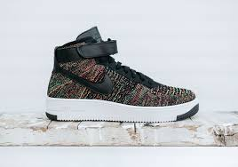 nike air force 1 mid multicolor air force 1 flyknit