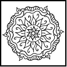 Small Picture Design Coloring Pages Printable Coloring Pages Online