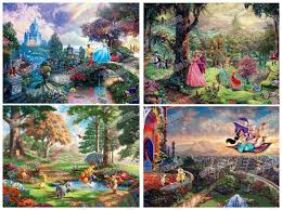 "Full Round Drill 5D DIY <b>Diamond Painting</b> ""<b>Cartoon fantasy</b> ..."