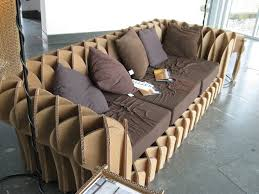 furniture designrulz 21 decora con muebles de cartn reciclado card board furniture