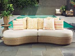outdoor chaise lounge sofa lexington tommy bahama aviona chaise lounge sofa