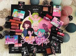 <b>Адвент</b>-календарь Sugar Trip 24 Days of <b>Beauty</b>  <b>NYX Professional</b> ...