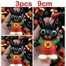 Cartoon <b>Bing Rabbit</b> Amine Figures <b>Bing</b> Friends P Sula Doll Plush ...