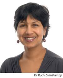Dr Ruchi Sinnatamby, Associate Clinical Dean and Consultant Radiologist in CUH, has been elected to be the next Vice President of Murray Edwards College ... - ruchi-sinnatamby