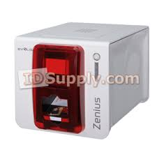 <b>Evolis Zenius Classic</b> ID Card Printer (Single Sided)